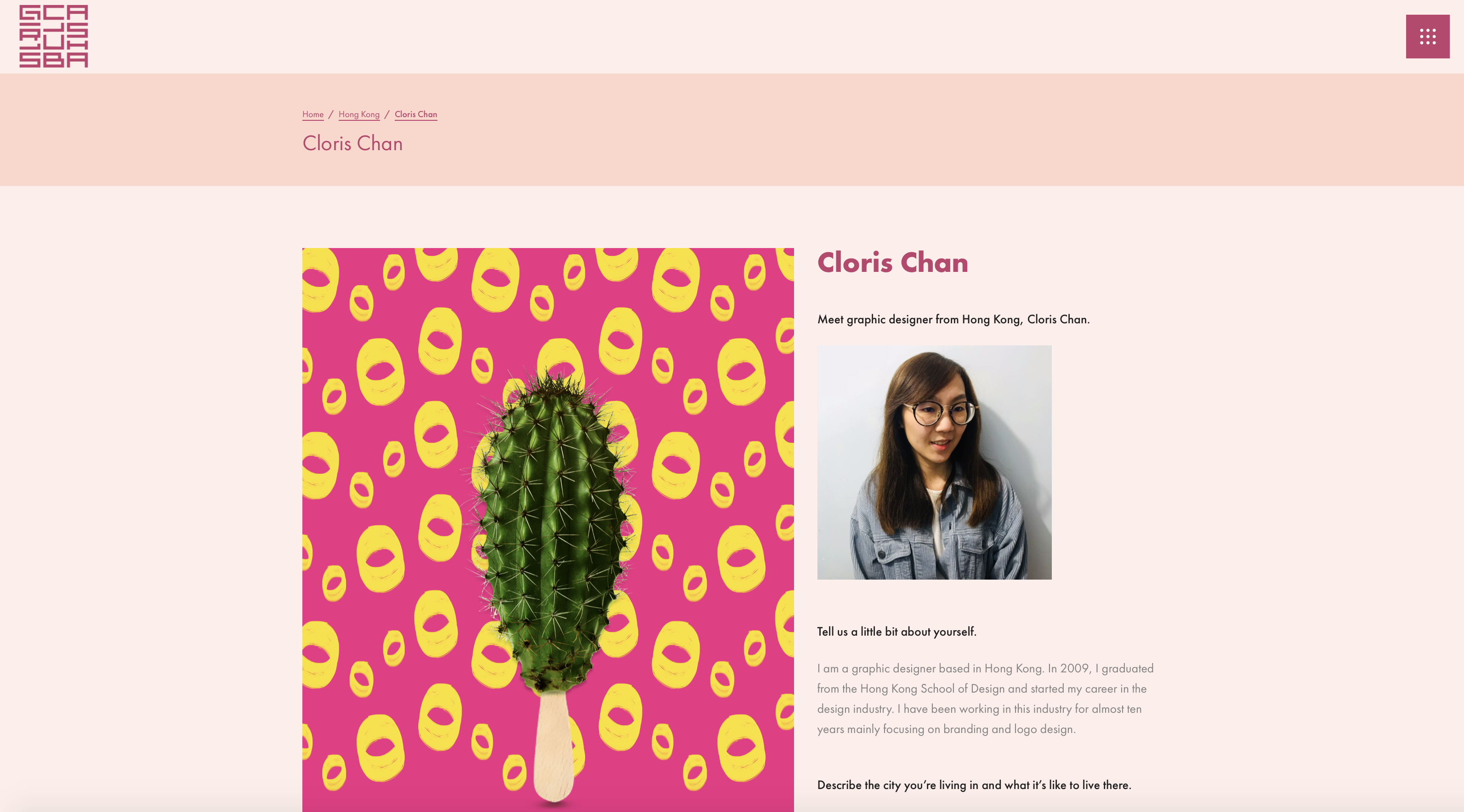 Girlsclub.asian-Cloris Chan Interview